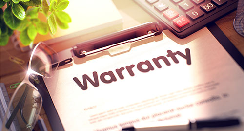 Warranty CW Williams Homes